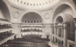RP: Boston , Mass , 1934 ; 1st Church of Christ , Scientist , Interior
