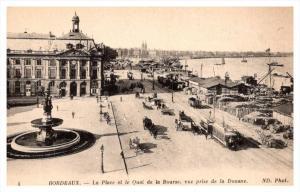 Bordeaux  Quai de la Bourse