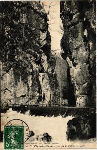 CPA VIC-sur-CERE - Gorges et Pas de la Cere (389953)
