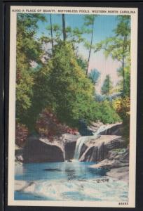 North Carolina colour PC Bottomless Pools unused