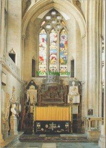 Bristol Postcard - North Choir Aisle, Bristol Cathedral   RR10372