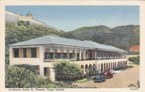 St Thomas The Caribbean Hotel Curteich sk3358