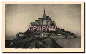 Old Postcard Mount Bt Michel Cote Sud