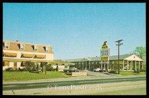Tally-Ho Motor Lodge and Restaurant