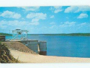 Pre-1980 LAKE SCENE Little Rock Arkansas AR AE3627