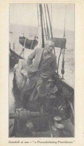 LABRADOR , Canada , 1900-10s ; Grenfell at sea