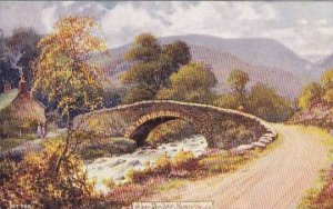 North Wales Aber Bridge