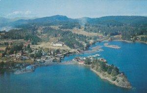 GANGES , B.C. , Canada , 1950-60s ; Salt Spring Island