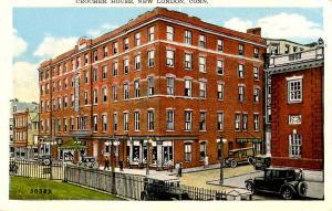 CT - New London. Crocher House Hotel