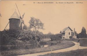 BOULOGNE, Pas De Calais, France, 1900-1910's; Le Moulin De Bagatelle