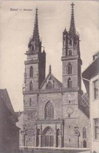 Swtzerland Basel Muenster