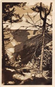 Blick von der Hohen Moest bei Oberhof Gesamtansicht