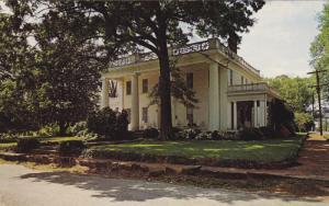 Joshua Hill Home, U.S. Senator, Old Post Road, MADISON, Georgia, 40-60's