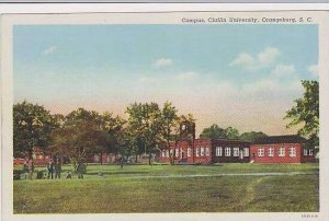 South Carolina Orangeburg Campus Claflin University