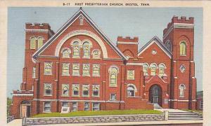 First Presbyterian Church, Bristol, Tennessee, 1930-1940s