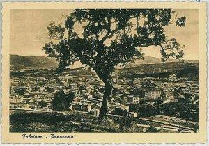 31550   CARTOLINA d'Epoca ANCONA provincia : FABRIANO - PANORAMA