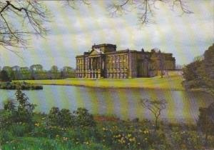 Andorra Cheshire Disley Lyme Hall South Front & Lake