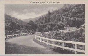 Maryland Oakland In Bear Creek Hollow Artvue