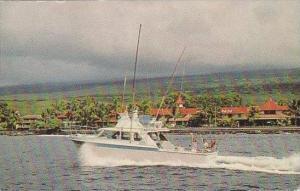 Hawaii Kailua-Kona Marlin Fishing On Kona Coast