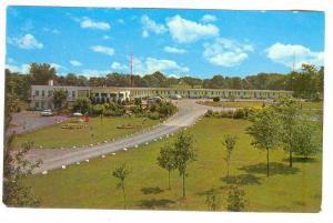 Long Beach Motor Court, Brockville, Ontario, Canada, 40-60s