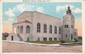 HOLLYWOOD, Florida, 1910-1920s; Methodist Church