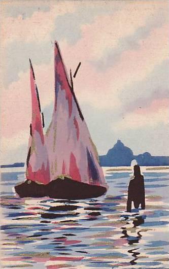 Sailboat next to buey, 00-10s
