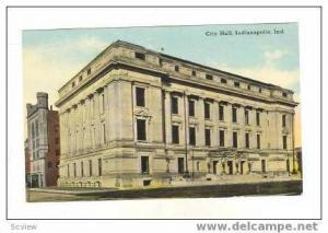 City Hall, Indianapolis, Indiana, 00-10s