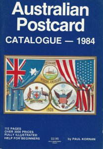 Australian Postcard Catalogue, Paul Kornan