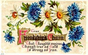 Greeting - True Friendship's Chain