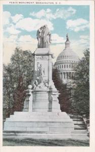 Peace Monument Washington D C