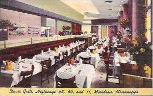MS Meridian Davis Grill 1951