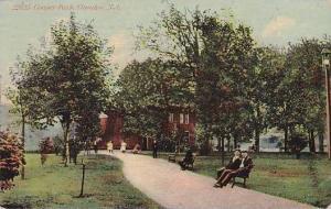 New Jersey Camden Cooper Park 1908