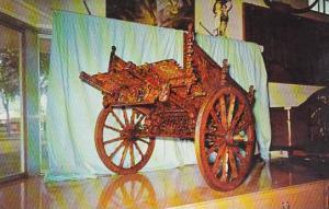 Nebraska Minden Pioneer Village Sicilian Cart