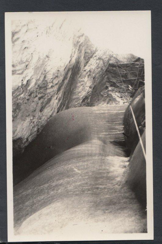 Slovakia Postcard - The Ice Cave of Dobsina    T7434