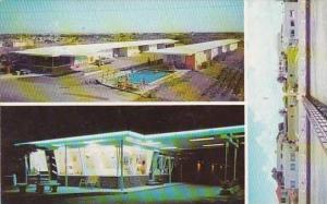 Texas Corpus Christis Catalina Motel &  Apartments 1958