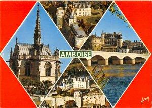 B110495 France Amboise Le Chateua, Chapelle St-Hubert Chateau