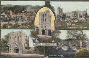 BURY ST EDMUNDS , Suffolk , 00-10s