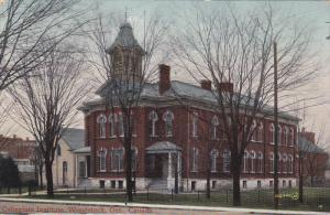 Collegiate Institute , WOODSTOCK , Ontario , Canada , PU-1910