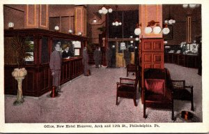 Pennsylvania Philadelphia New Hotel Hanover The Office