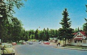 Canada Lakeside Drive Waskesiu Prince Albert National Park Saskatchewan
