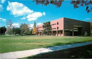 Williamstown Massachusetts~Williams College Sawyer Library~Baxter Hall 1960s