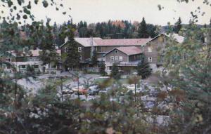 Hotel La Sapiniere , Val David , Quebec , Canada , 50-60s