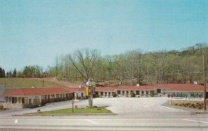 ASHEVILLE, North Carolina, 1950-60s; Holiday Motel