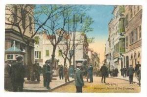 Gibraltar, Waterport Street & The Exchange, 00-10s