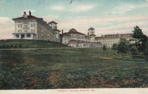 AUGUSTA , Georgia , 1900-10s ; Hampton Terrace