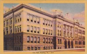 Pennsylvania Reading City Hall