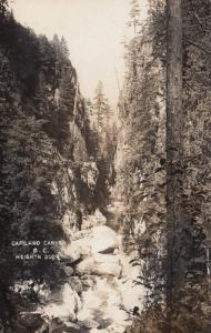 RP, CAPILANO CANYON, British Columbia, Canada, 1901-10