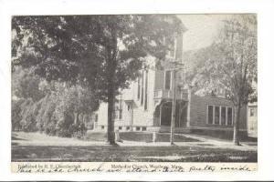 Methodist Church, Westboro, Massachusetts,PU- 00-10s
