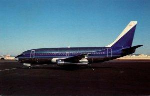 Air Mark Boeing B-737-293 At Phoenix Sky Harbor International Airport