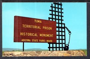 Yuma Territorial Prison,Yuma,ZA BIN